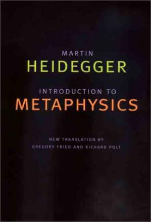 Book cover Introduction to Metaphysics