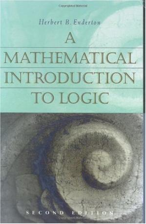 Book cover A mathematical introduction to logic
