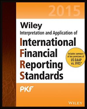 Book cover Wiley IFRS 2015 : interpretation and application of international financial reporting standards
