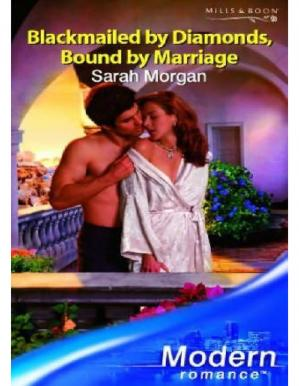 Book cover A Mediterranean Marriage - Blackmailed by diamonds, Bound by marriage