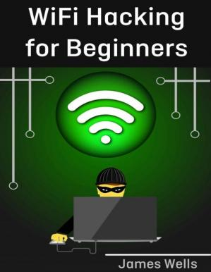 A capa do livro Wifi Hacking for Beginners