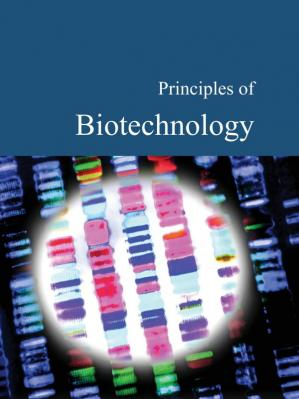 Book cover Principles of Biotechnology