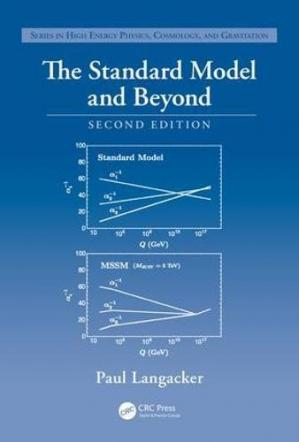 Book cover The Standard Model and Beyond, Second Edition