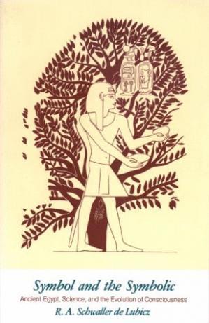 Book cover Symbol and the Symbolic: Ancient Egypt, Science, and the Evolution of Consciousness