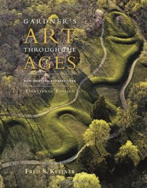 Book cover Gardner's Art through the Ages: Non-Western Perspectives