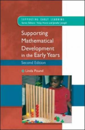 غلاف الكتاب Supporting Mathematical Development in the Early Years (Supporting Early Learning), 2nd Edition