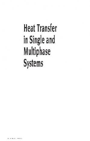 Okładka książki Heat Transfer in Single and Multiphase Systems