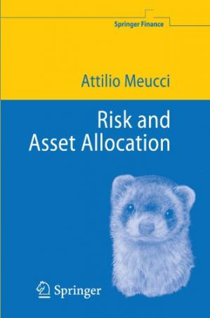 Book cover Risk and Asset Allocation