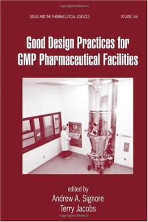Bìa sách Good Design Practices for GMP Pharmaceutical Facilities