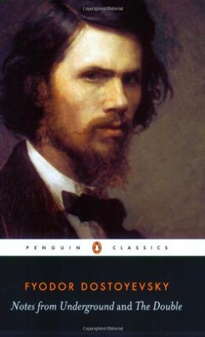 Book cover Notes from Underground & The Double (Penguin Classics)