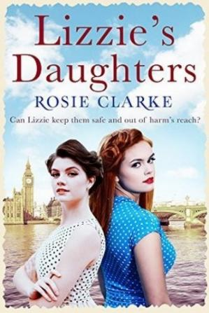 Book cover Lizzie's Daughters