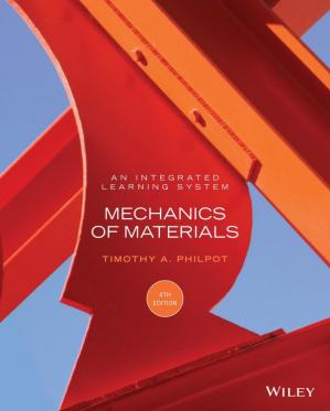 Book cover Mechanics of materials : an integrated learning system