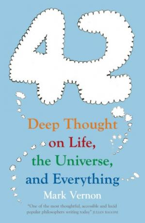 Korice knjige 42 : deep thought on life, the universe and everything