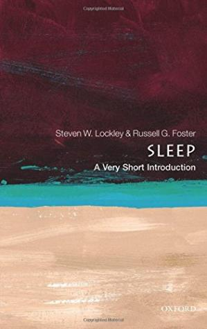 Book cover Sleep : a very short introduction