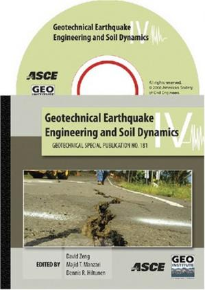 Book cover Geotechnical earthquake engineering and soil dynamics IV : May 18-22, 2008, Sacramento, California