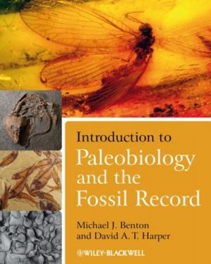 Book cover Introduction to Paleobiology and the Fossil Record