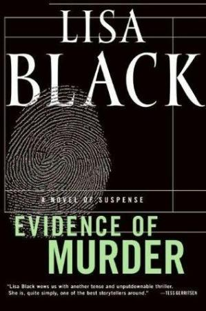 Book cover Evidence of Murder
