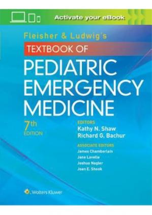Book cover Fleisher & Ludwig's Textbook of Pediatric Emergency Medicine