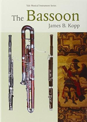 Book cover The Bassoon