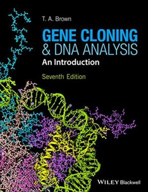 Book cover Gene Cloning and DNA Analysis: An Introduction