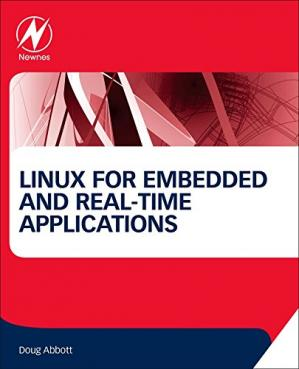 Book cover Linux for Embedded and Real-time Applications, Fourth Edition