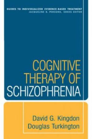 Book cover Cognative Therapy of Schizophrenia
