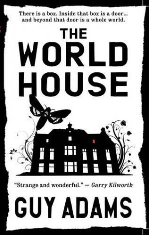 Book cover The World House