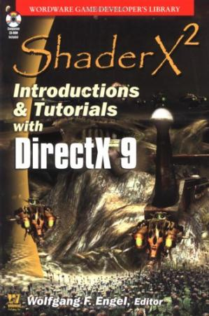 Εξώφυλλο βιβλίου ShaderX2: Introductions and Tutorials with DirectX 9.0