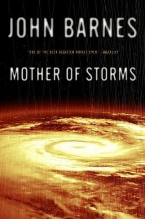 Book cover Mother of Storms