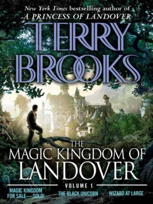 Обкладинка книги The Magic Kingdom of Landover Volume 1