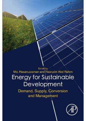 Book cover Energy for Sustainable Development: Demand, Supply, Conversion and Management