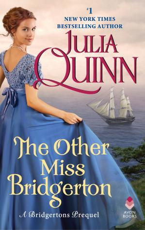 Обложка книги The Other Miss Bridgerton