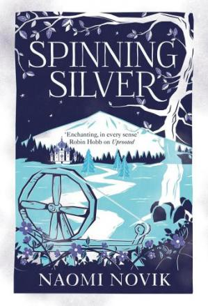 Book cover Spinning Silver
