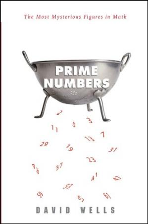 Book cover Prime numbers: the most mysterious figures in math