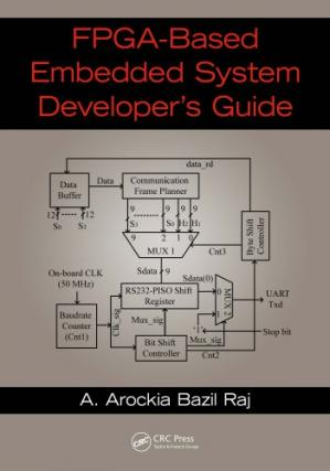 Book cover FPGA based embedded system developer's guide