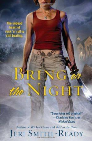 Book cover Bring on the Night