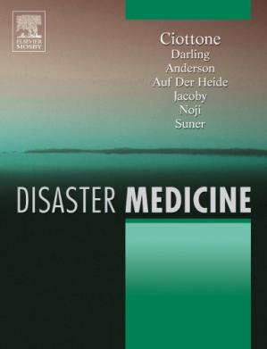 غلاف الكتاب Disaster Medicine, 3rd Edition
