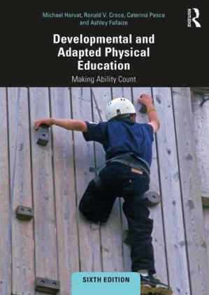 Book cover Developmental and Adapted Physical Education: Making Ability Count