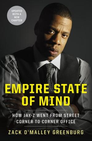 पुस्तक कवर Empire State of Mind: How Jay-Z Went from Street Corner to Corner Office