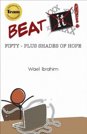 Book cover Beat It: Fifty-Plus Shades of Hope