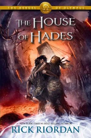 Book cover The House of Hades