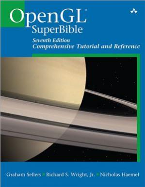 Book cover OpenGL SuperBible: comprehensive tutorial and reference