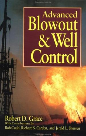 书籍封面 Advanced blowout & well control