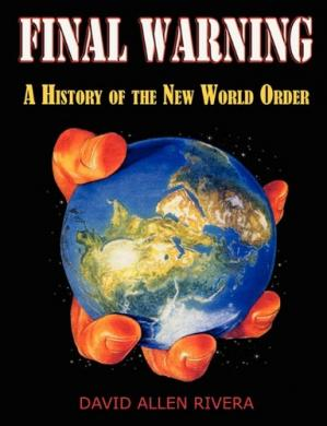 Book cover Final Warning - History of the New World Order