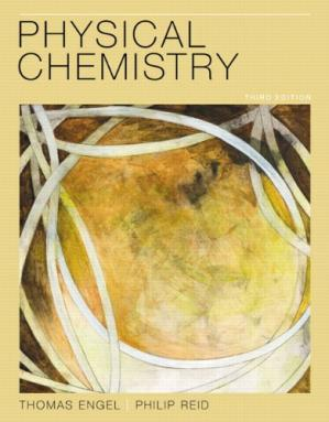 Book cover Physical Chemistry (3rd Edition)