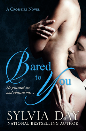Book cover Bared to You