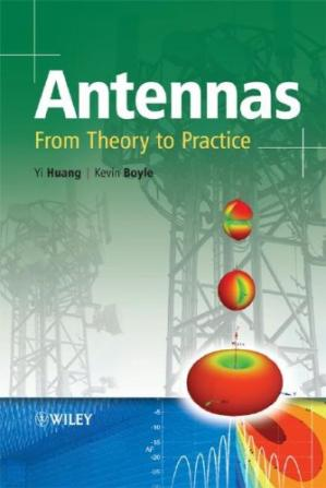 Book cover Antennas: From Theory to Practice