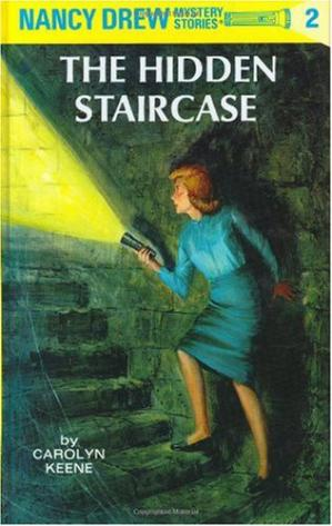 Book cover The Hidden Staircase (Nancy Drew Mystery Stories #2)