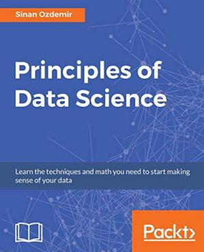 Copertina Principles of Data Science