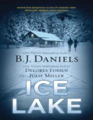 Book cover Ice Lake (Gone Cold; Cold Heat; Stone Cold)